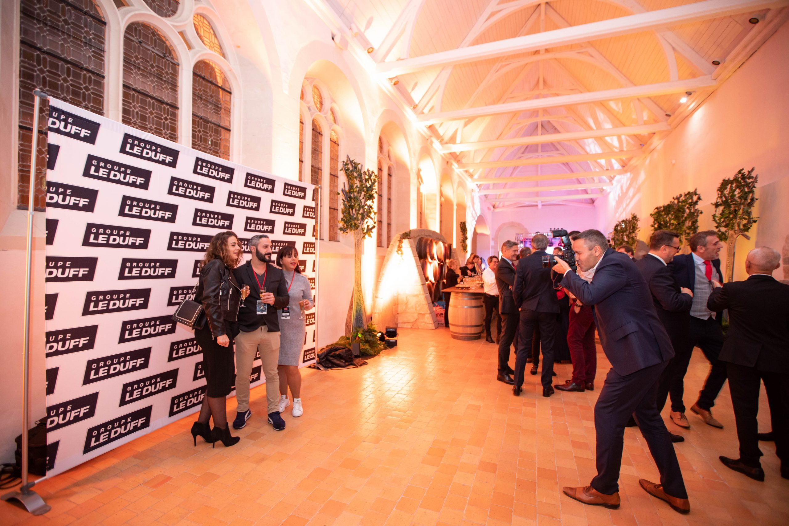 Photocall - Convention LE DUFF 2019 RENNES