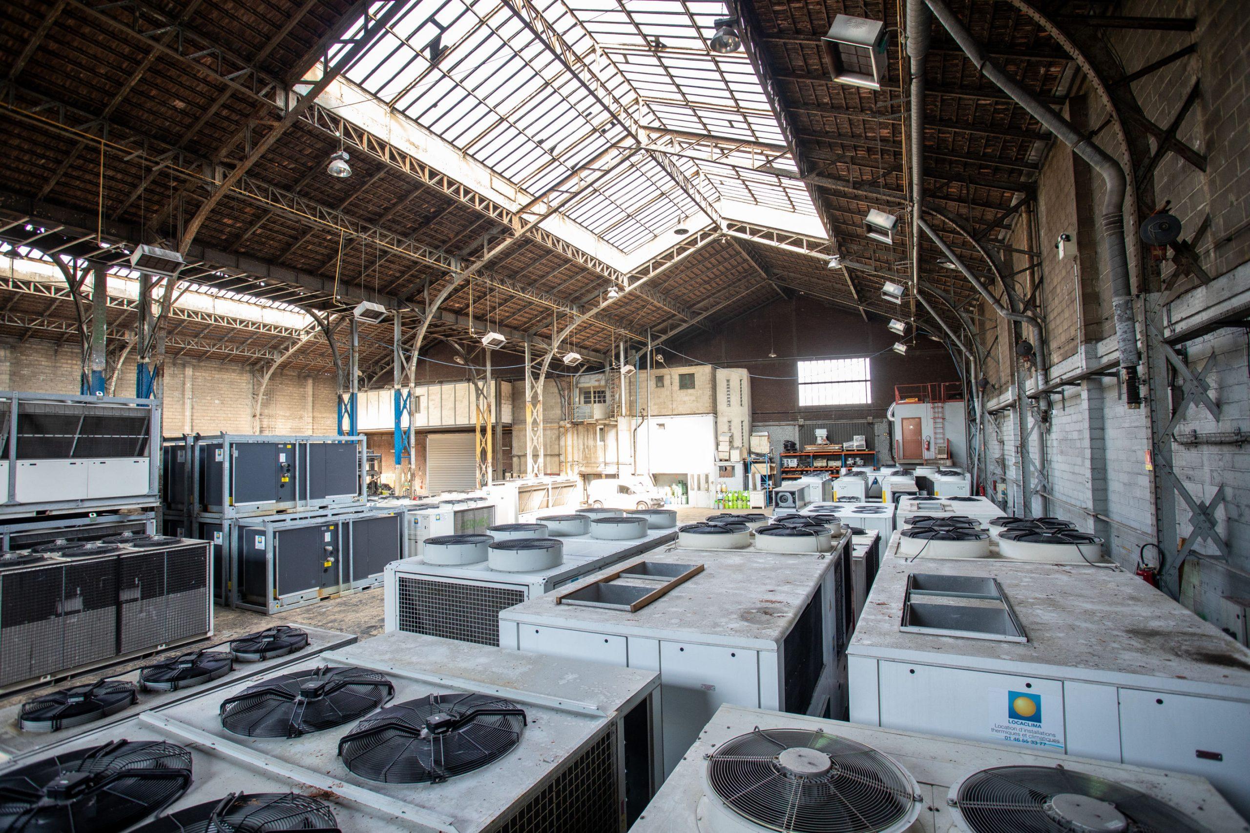 Reportage photo industriel Locaclima
